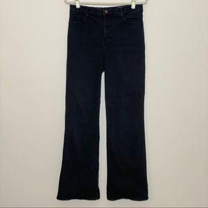 NYDJ Jeans Boot cut Black Size 8